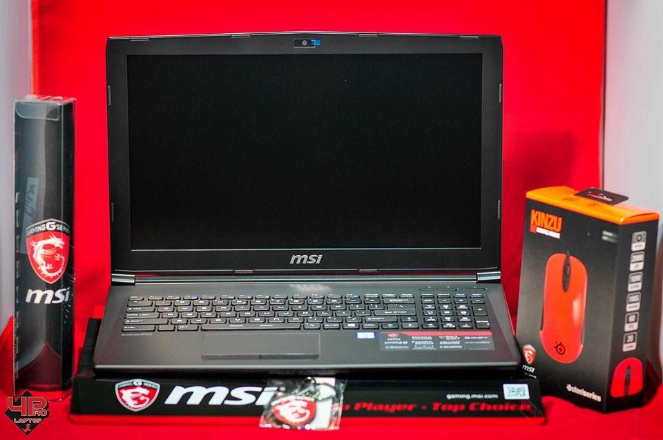 [Bán] Laptop Msi GL62 6QE 1400xvn