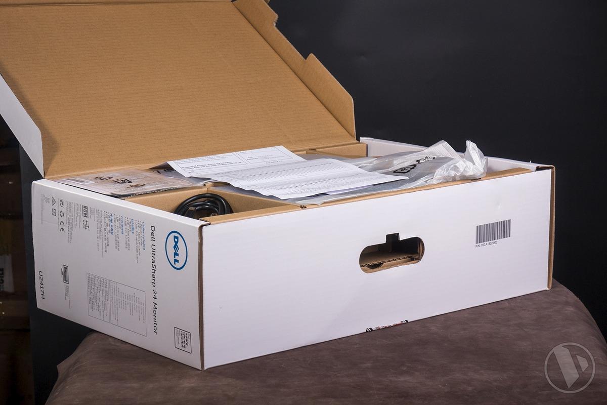 Dell UltraSharp U2417H - Nâng cấp đáng giá - 184436