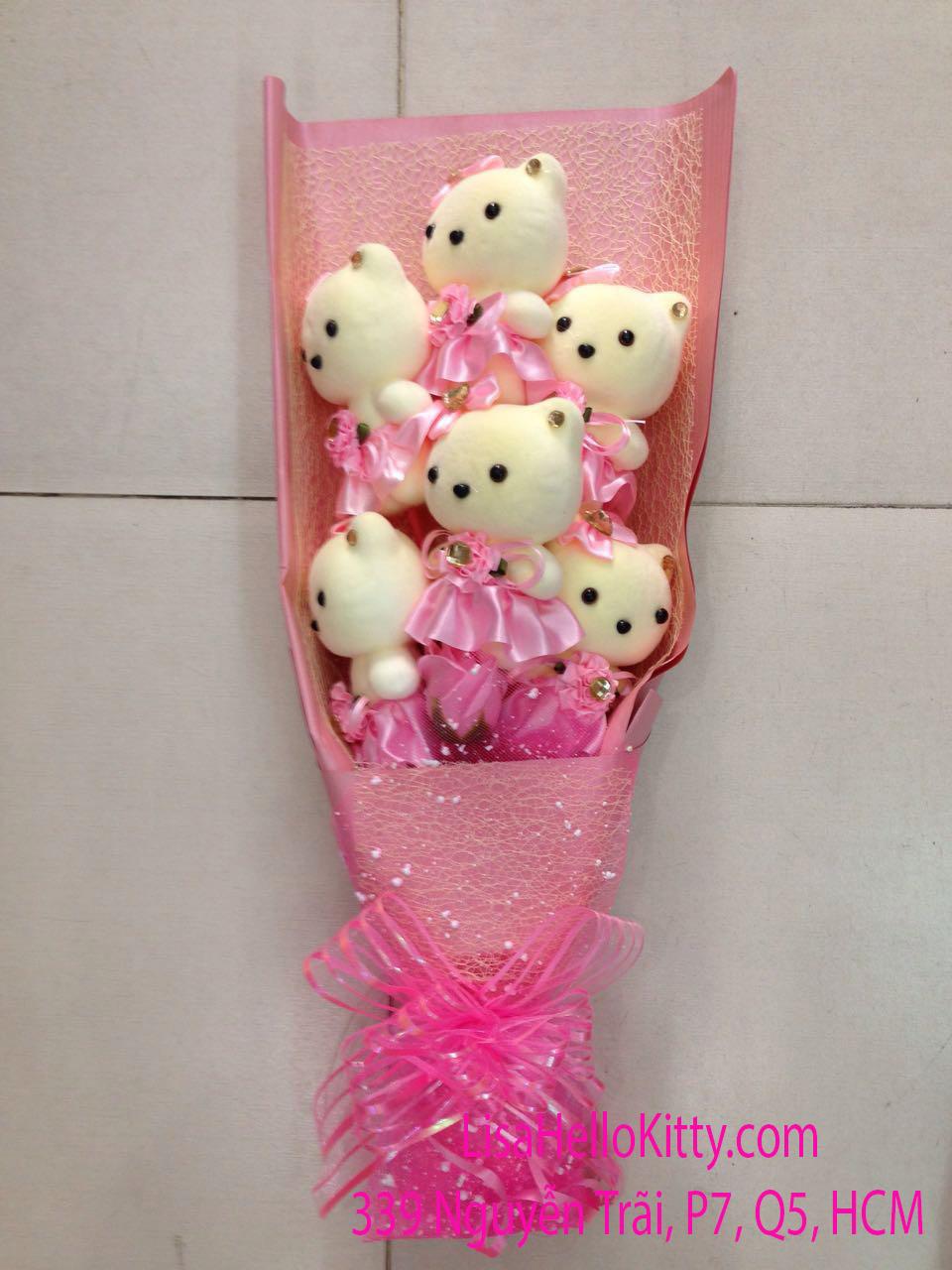 [Shop Lisa Hello Kitty Nguyễn Trãi] Hoa tặng lễ 20 - 10 - 10