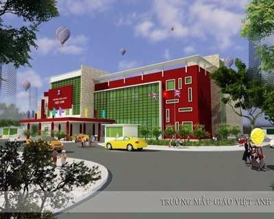 """Trường mầm non quốc tế Việt Anh: """" Đạt chuẩn quốc gia"""" - www.TAICHINH2A.COM"""
