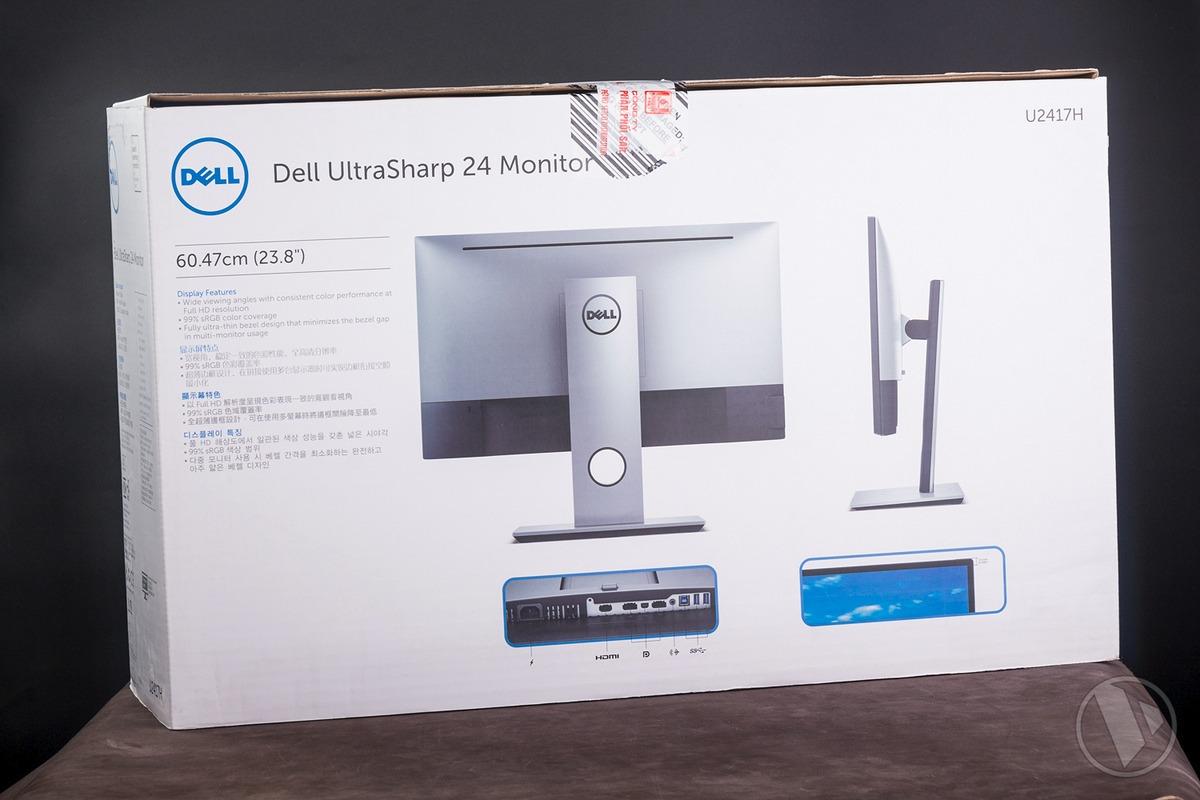 Dell UltraSharp U2417H - Nâng cấp đáng giá - 184435