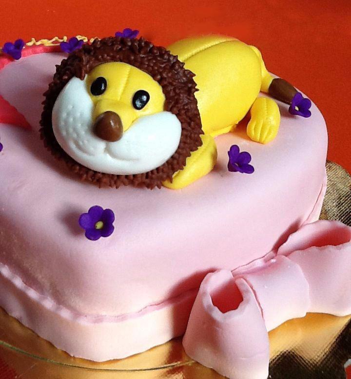 Các mẫu bánh chúc sinh nhật cung Sư Tử