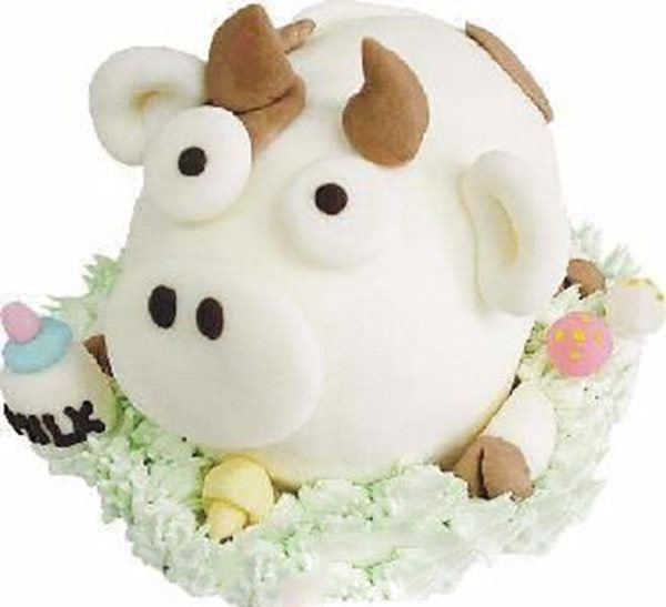 Các mẫu bánh chúc sinh nhật cung Kim Ngưu