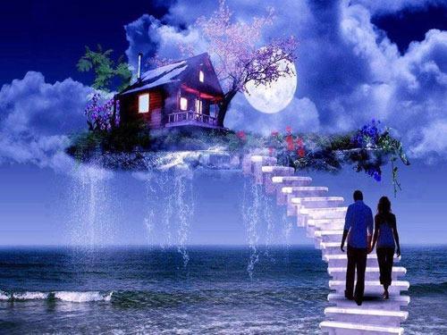 Giải mã 5 giấc mơ về tình yêu đẹp