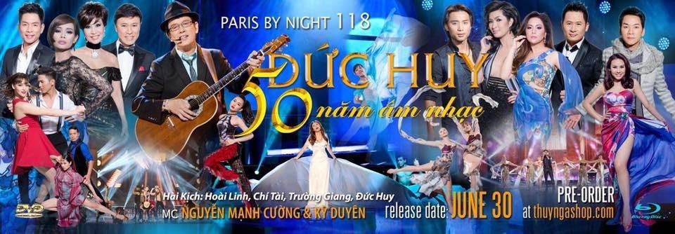 BỘ SƯU TẬP Paris By Night BLURAY ISO TỪ SỐ 104 ĐẾN SỐ 121 ...