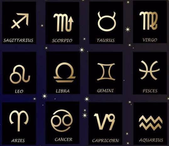 Mức độ xung khắc của 12 chòm sao