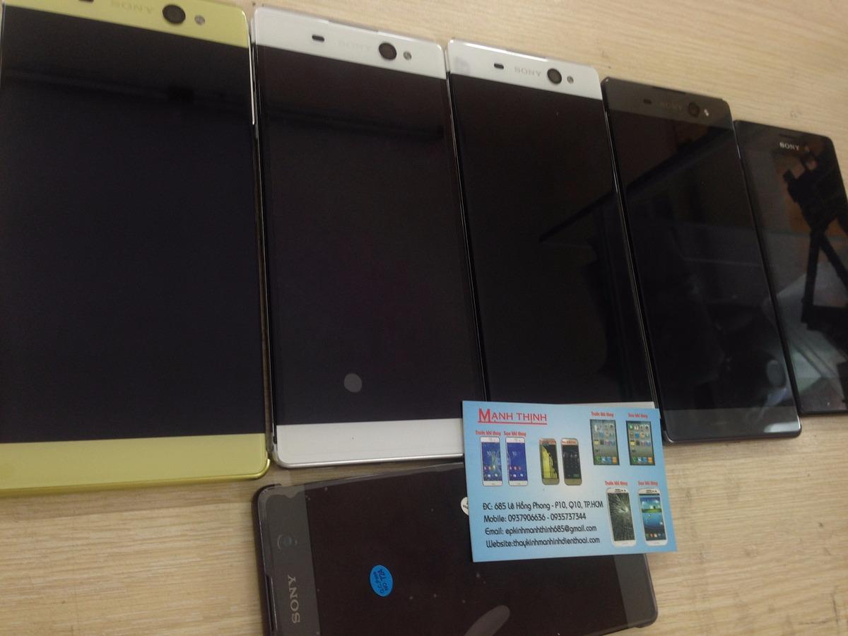 Thay màn hình Sony Xperia XA Ultra chính hãng tại Hồ Chí Minh