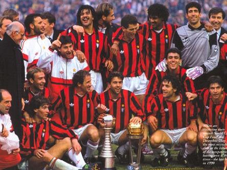AC Milan, câu chuyện về Vua Midas của thế giới bóng đá (phần 7 - phần cuối)