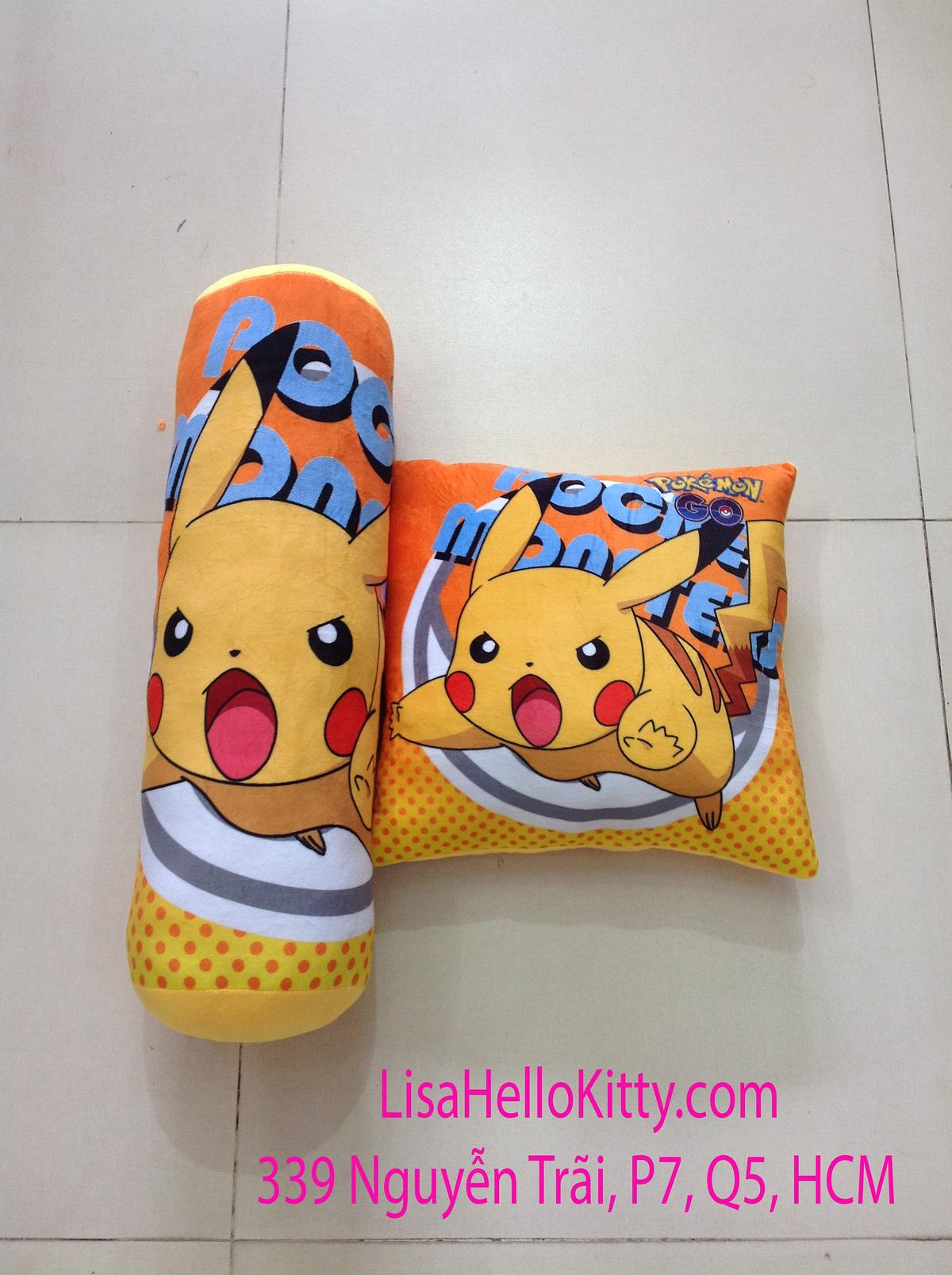 [Shop Lisa Hello Kitty Nguyễn Trãi] Combo bộ gối Hello Kitty cực kỳ dễ thương - 5