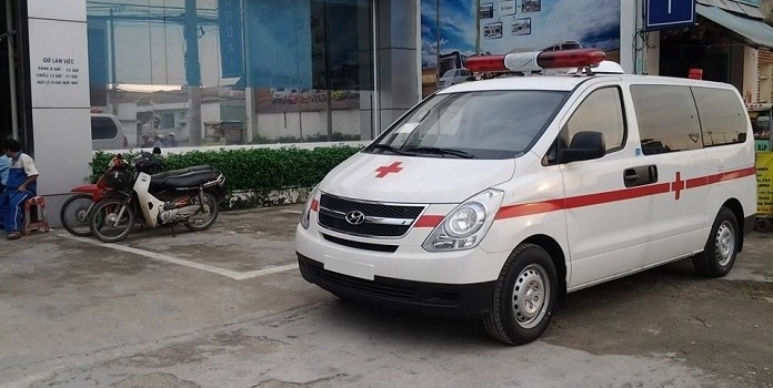 Bán xe cứu thương