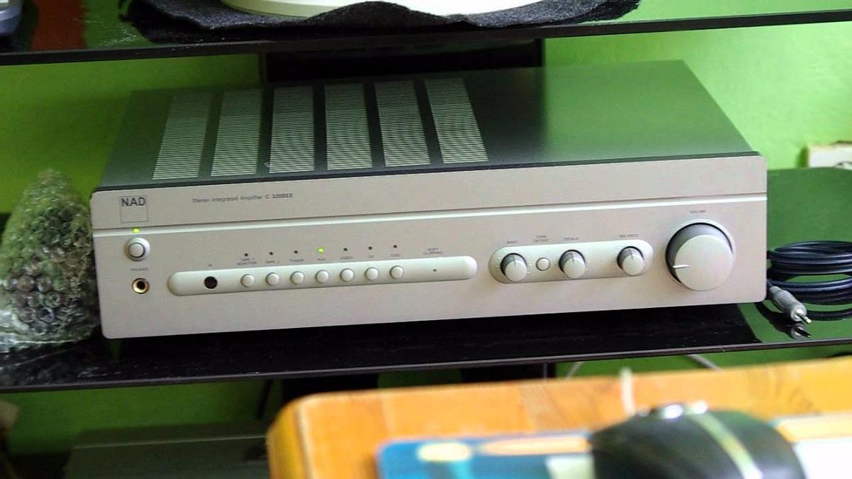 Bán ampli NAD C320BEE màu bạc còn mới - TP Hồ Chí Minh - Five vn