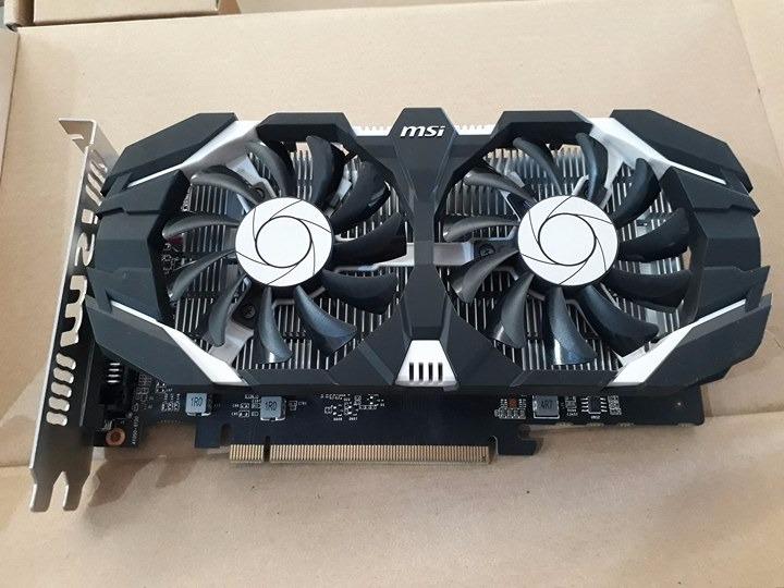 Kết quả hình ảnh cho MSI GTX 1050TI TIGER
