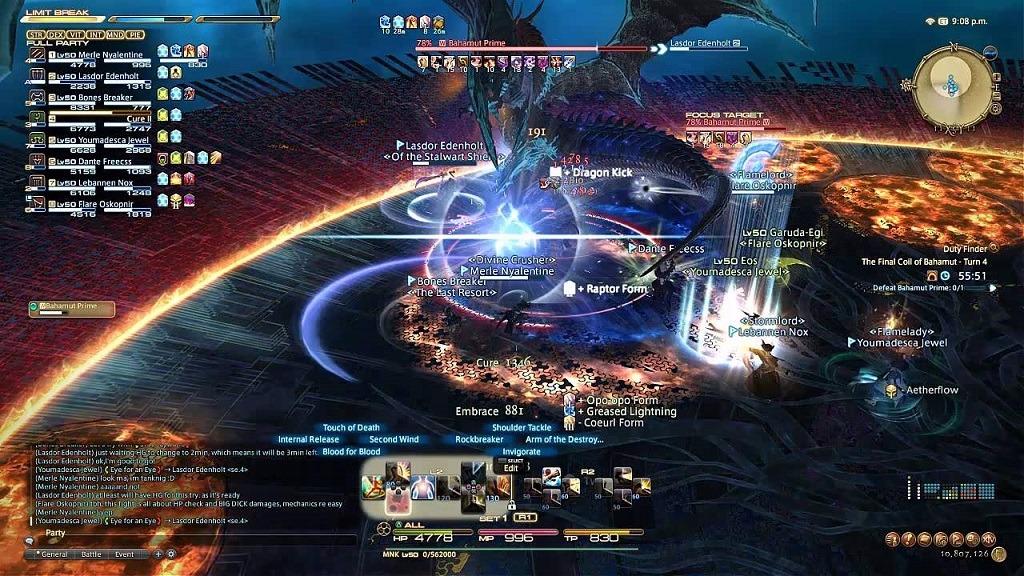 PC] [Rủ Rê] Tuyển healer chơi Final Fantasy XIV: A Realm Reborn (Bao
