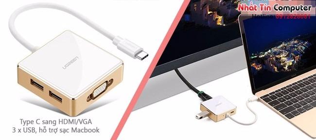 Phụ kiện hữu ích bạn nên mua cho Macbook Pro 2016 13, 15, Macbook 12