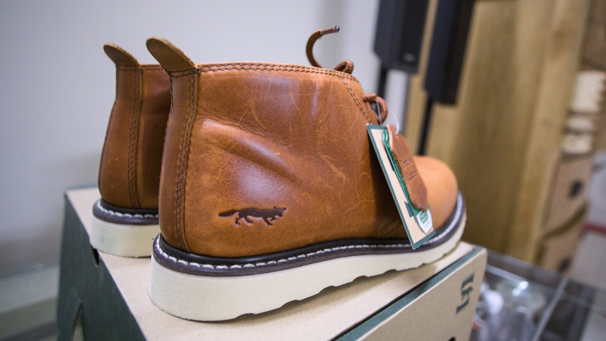 [TP HCM] Golden Fox Arizona Chukka Boots - Boots da nhập khẩu cực đẹp - 2