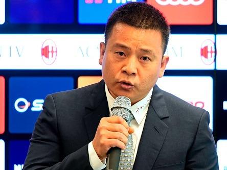 Li Yonghong và bí ẩn chuyển giao Milan (phần 1)