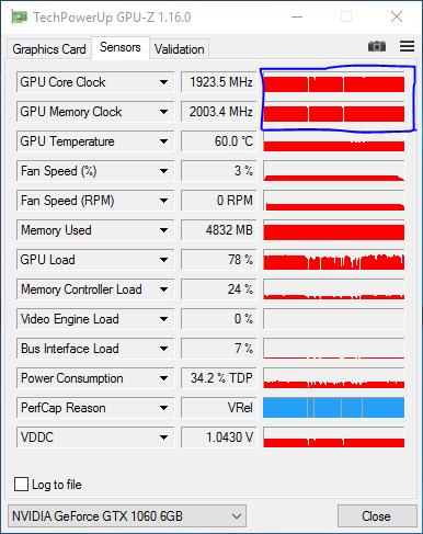 HELP] GTX 1060 Gaming X stutter nặng - vozForums