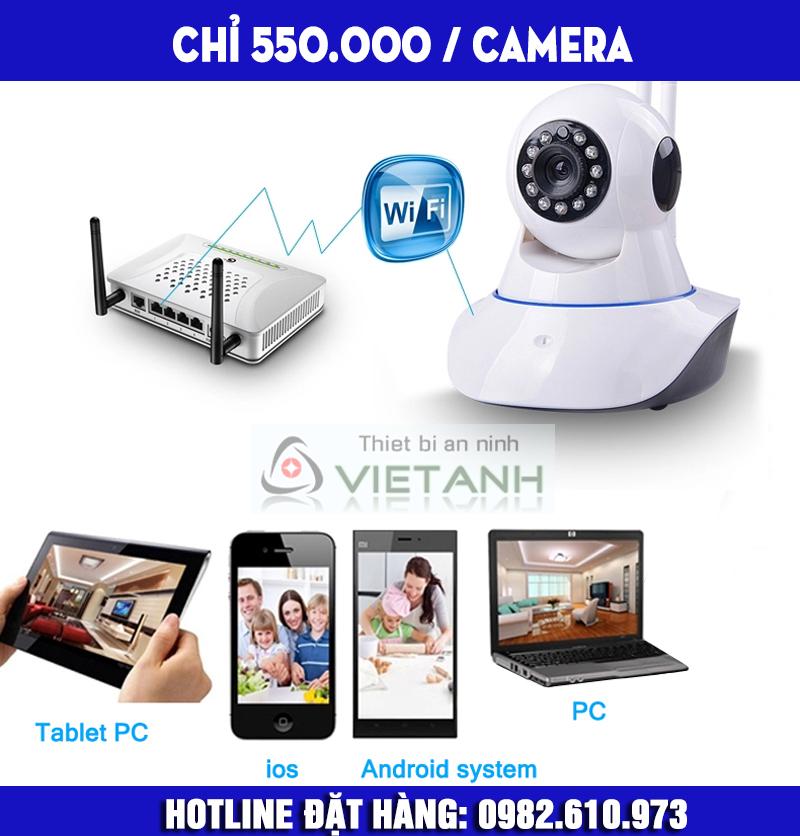 Camera IP Wifi Yoosee giá cực rẻ chỉ 550k - 206346
