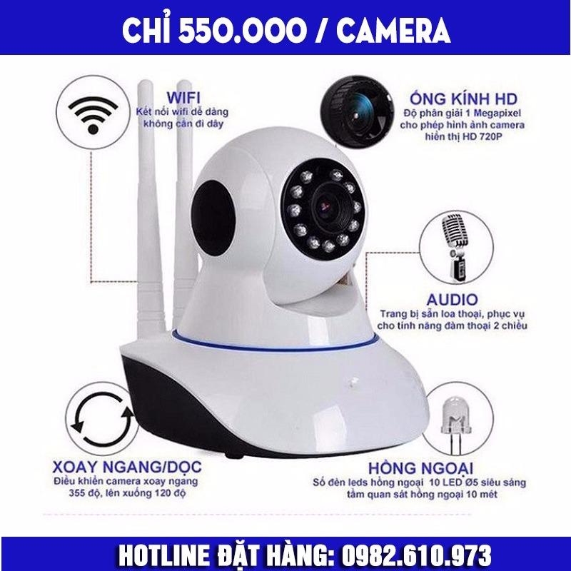 Camera IP Wifi Yoosee giá cực rẻ chỉ 550k - 206345