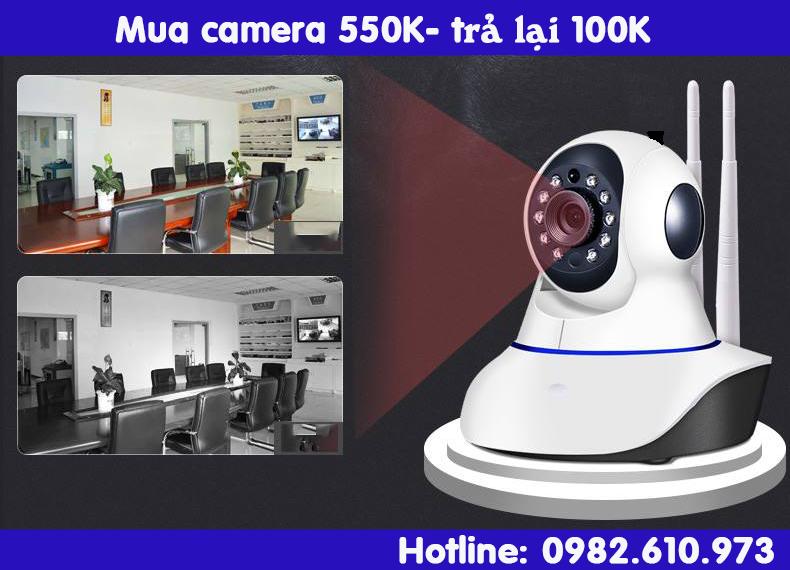 Camera IP Wifi Yoosee giá cực rẻ chỉ 550k - 206344