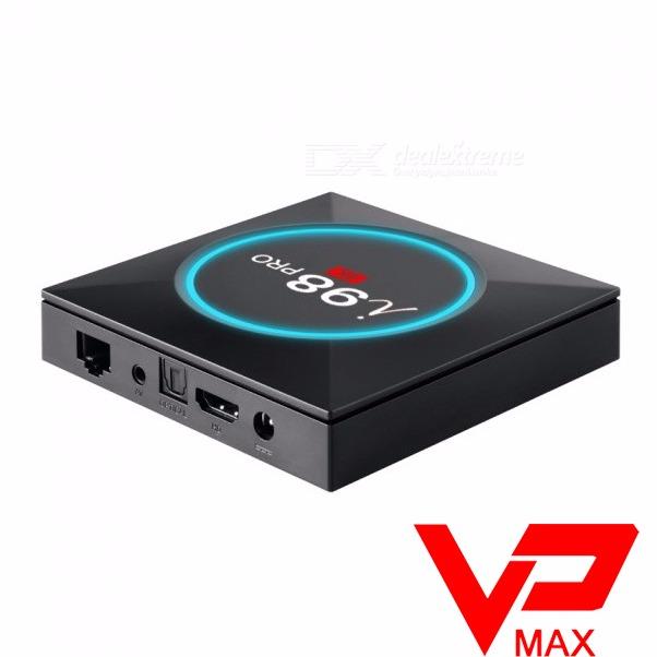Android Box i98pro T95X Ram 2Gb rom 8Gb cực mạnh
