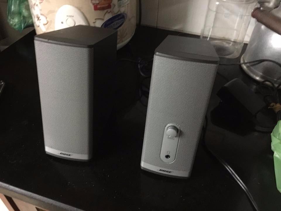 Bose Companion 2 serri 2 + Logitech Z906