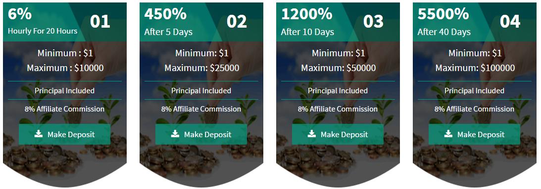 HYIP - ELECTRUM INVEST LTD - electruminvest.com | Kiếm Tiền Trên Mạng - Make ...