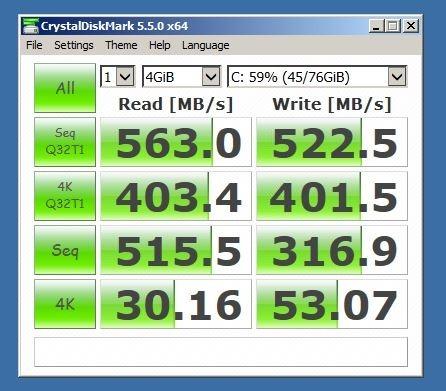SSD Colorful Kingston 120Gb giá chỉ 490k bh 3 năm chính hãng full vat - 1