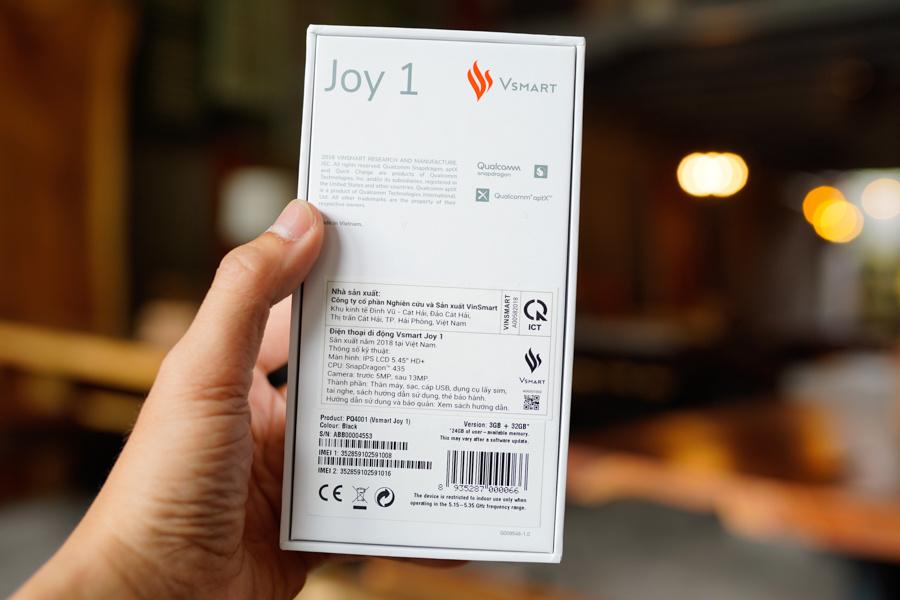 Vsmart Joy 1