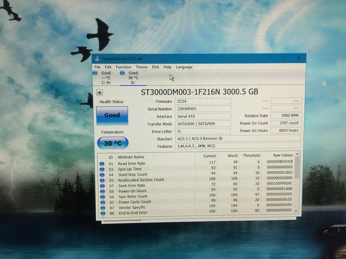 HN [Mua HDD] Mình Cần mua HDD 2TB -3TB ? - vozForums