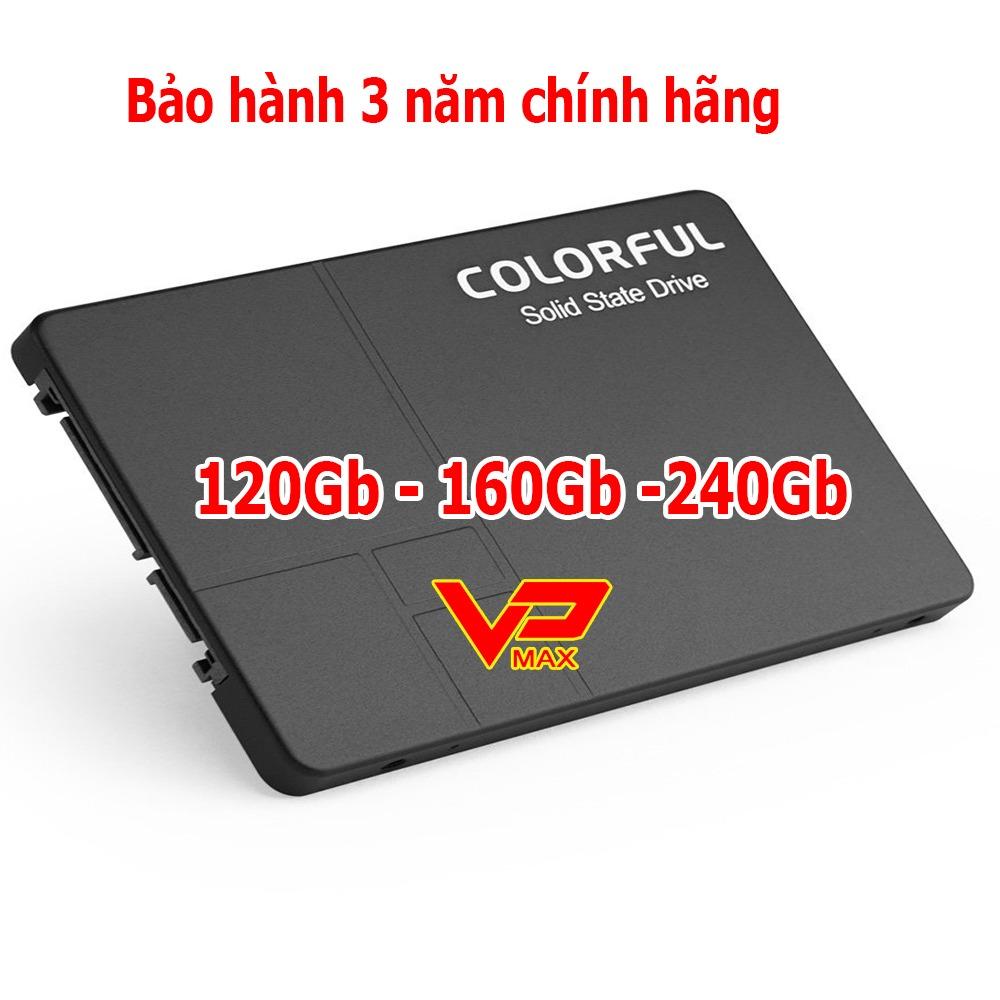 Thanh lý 500 SSD Fuhler 120Gb bảo hành 3 năm chính hãng - 1