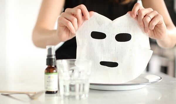 Bí quyết làm sángda với Lotion Mask