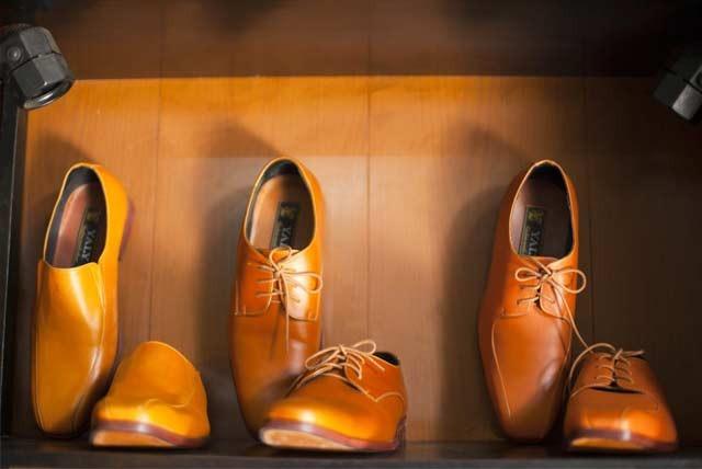 Giày dép ở Hội An