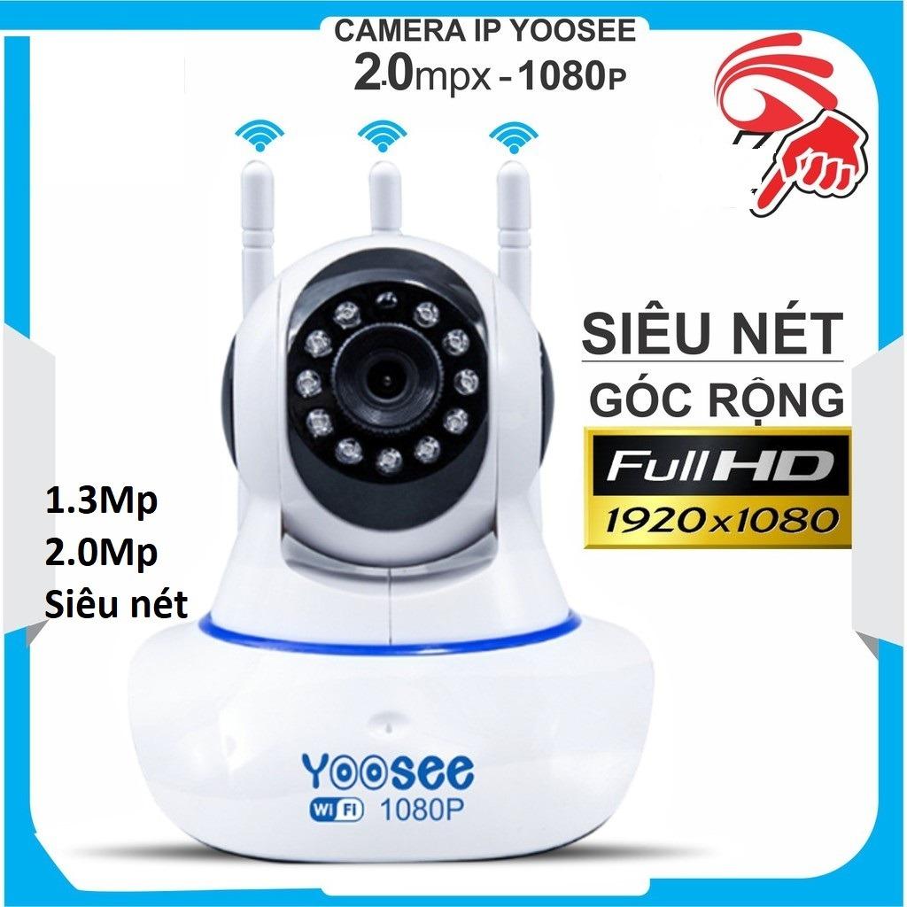 camera Giám sát Yoosee ngoài trời 3.0Mp chống nước siêu nét