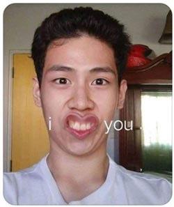 I Love You - Ảnh chế dễ thương thumbnail