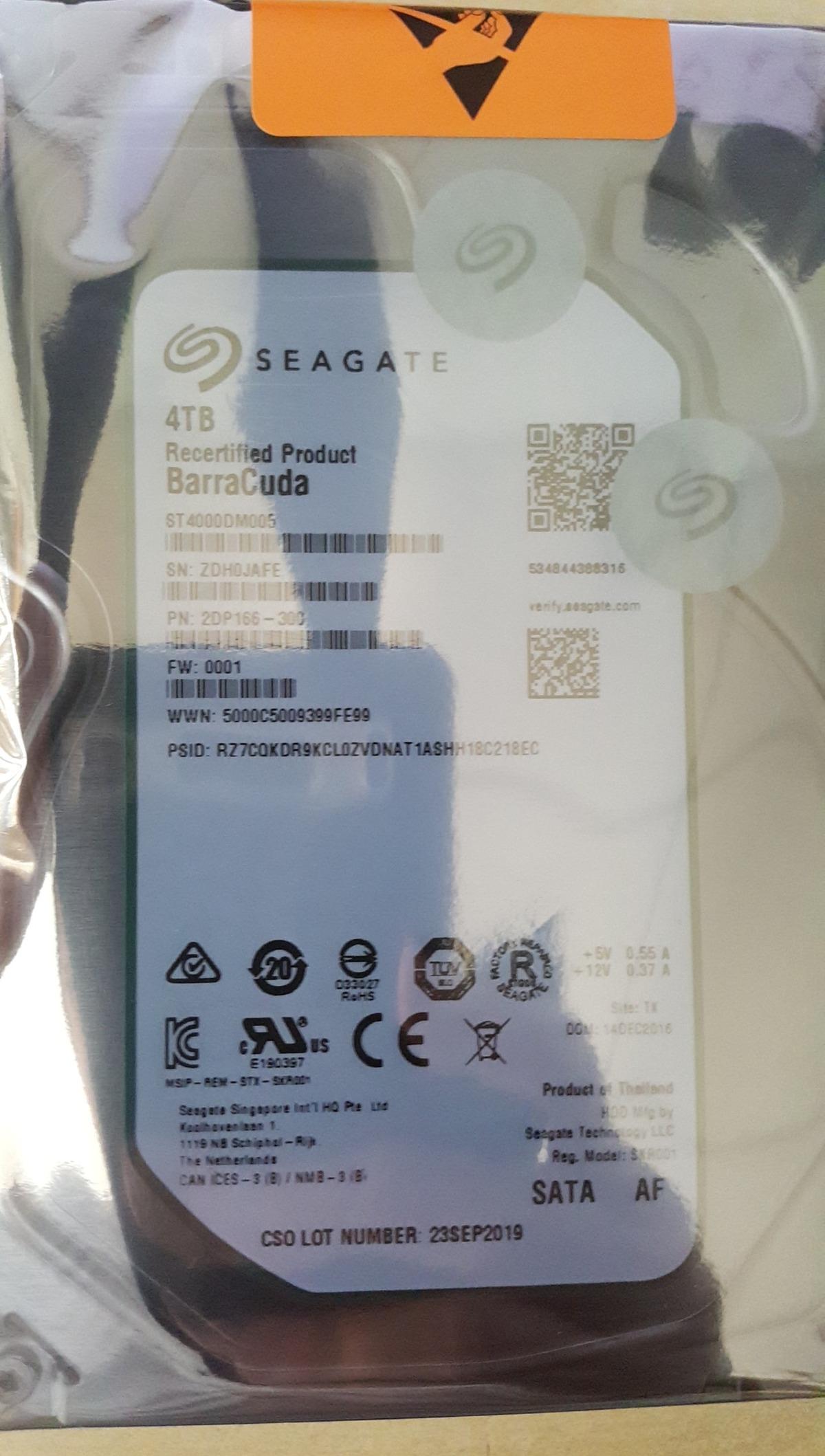Bán vài em HDD từ 1TB đến 8TB hiệu WD, Toshiba. - 5