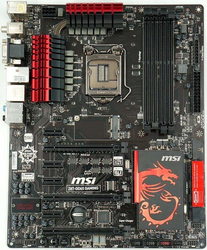 Panel 23, SSD, PSU, Z87, Z97, 990FX, FX8300, UPS, Heatsink, Router - 14