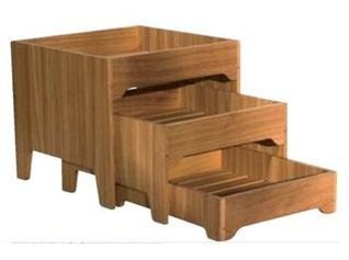 Decor buffet gỗ