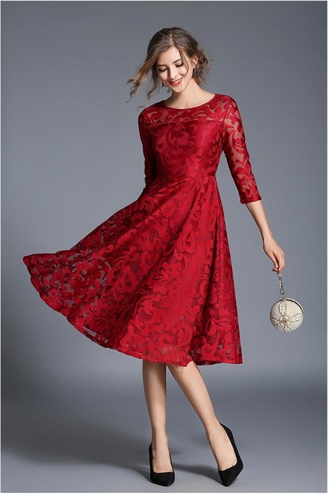 Váy đầm dự tiệc sang trọng - Độc đáo - Giá cả hợp lý VD18