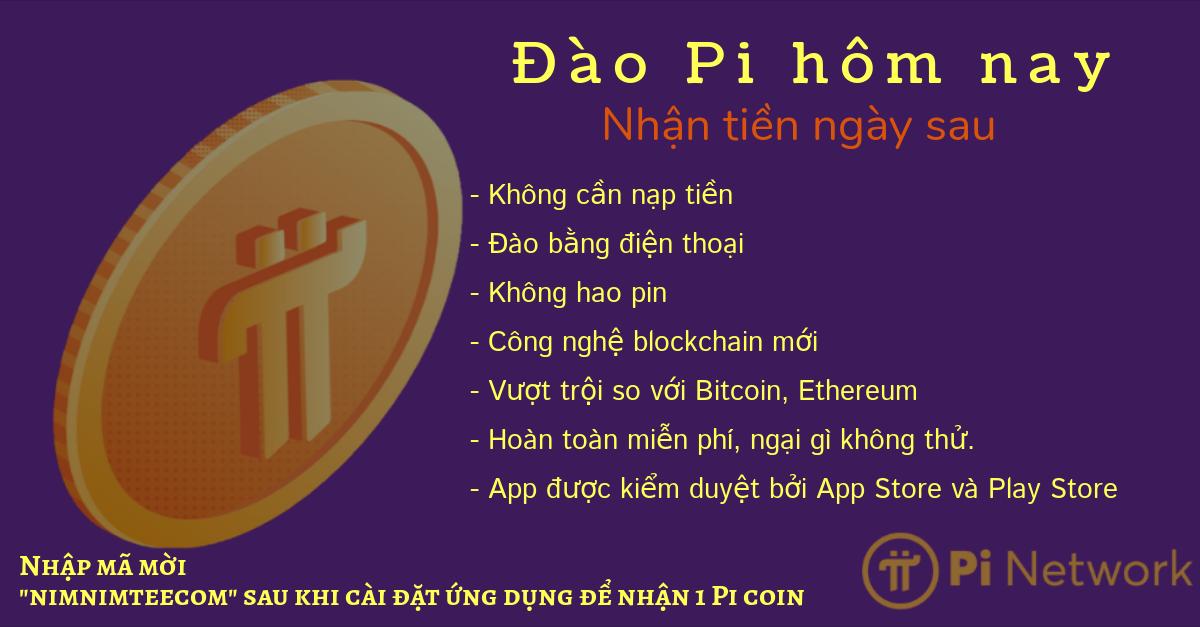 nhan Pi coin